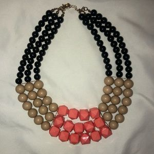 Fun statement necklace